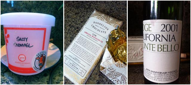 Dandelion Chocolate, Jeni's Splendid Ice Cream,  Montebello