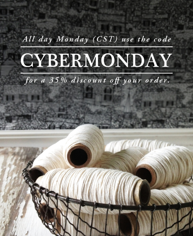 Cyber Monday : Olive Manna