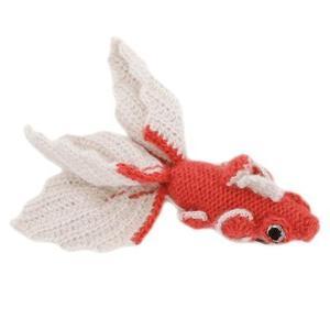 Oeuf Goldfish Pin