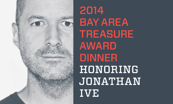 Jonathan Ive Bay Area Treasure