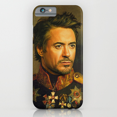 Robert Downey Jr. iPhone 6 Case