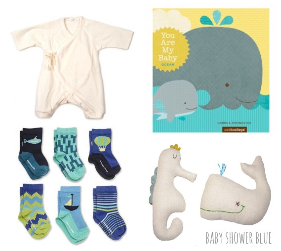 Eco-friendly baby shower gifts