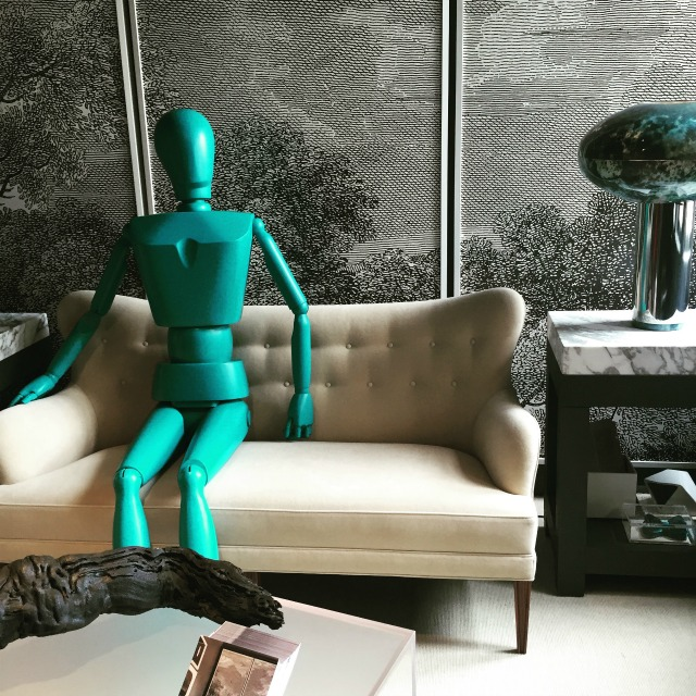 Decorator Showcase SF Gentleman's Private Lounge