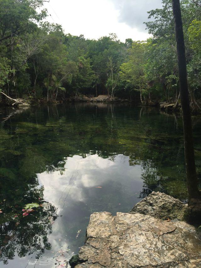 Tulum Cenote Chikin-Ha