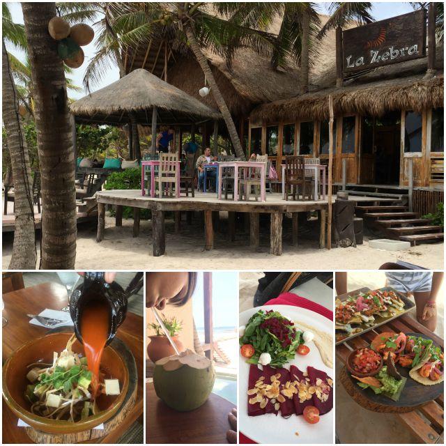La Zebra Restaurant Tulum