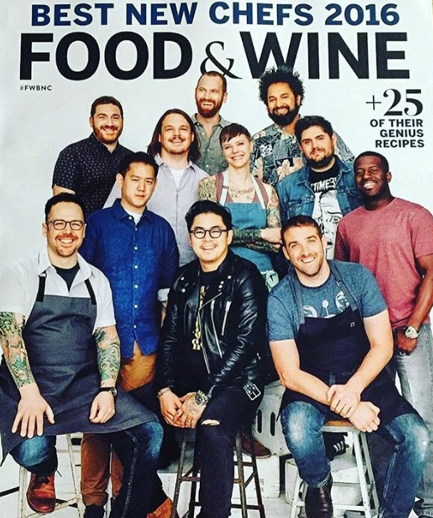 Food & Wine Best New Chefs 2016