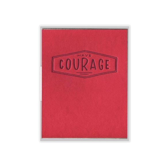 inkmeetspaper-courage-notebook